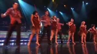 Sharna Burgess ~ You Make Me Feel Like Dancing   Magalenha ~ Burn The Floor - Floor Play