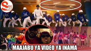 TAZAMA MAAJABU Ya Diamond Platnumz Ft Fally Ipupa   Inama (Official Video)