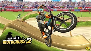Mad Skills BMX 2 Unlock All Bikes - Top Racing Games  (iOS, Android Gameplay)
