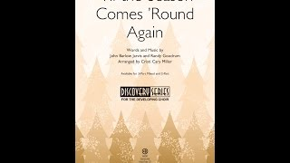 'Til the Season Comes 'Round Again (2-Part) - Arranged by Cristi Cary Miller