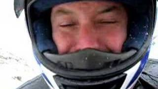 motorcycle ride in Utah, 1000 in 24