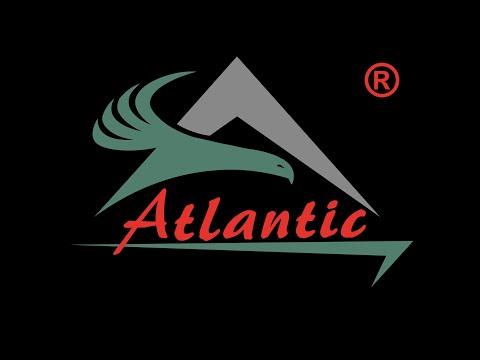 Atlantic Window Butt Hinges 3 inch x 16 Gauge/1.7 mm Thickness (Stainless Steel, Satin Matt Finish)