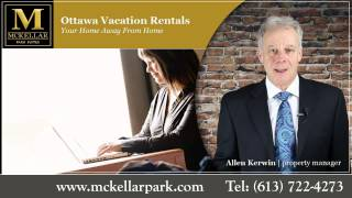 preview picture of video 'Ottawa Vacation Rental'