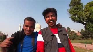 Bangalore to Agra Taj Mahal (Trapisode 1)