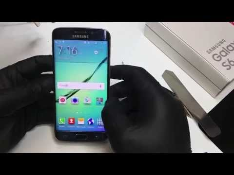 Galaxy S6 Edge screen replacement