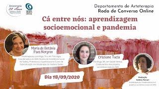 Cá entre nós: aprendizagem socioemocional e pandemia