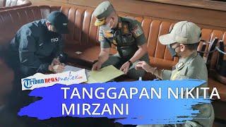 Holywings Kemang Disegel Satpol PP, Nikita Mirzani: No Comment