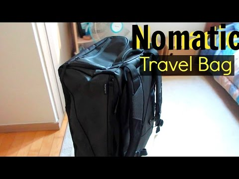 Nomatic Travel Bag Review – New Travel Bag
