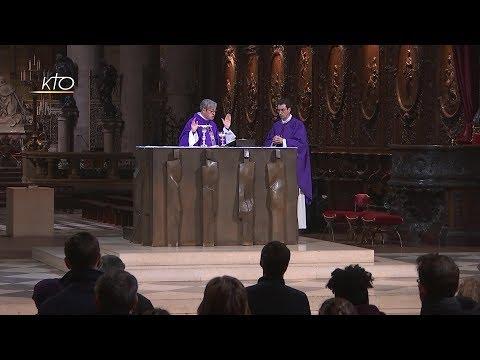 Messe du 9 mars 2018