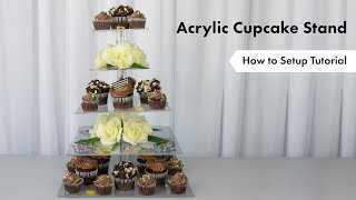Cupcake Stand | How To Setup Tutorial | EFavormart.com
