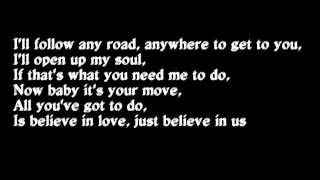 Fall Into Me (lyrics)    Emerson Drive