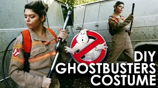 DIY GHOSTBUSTERS 2016 COSTUME | THE SORRY GIRLS