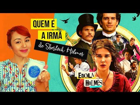 ENOLA HOLMES   Quem é a irmã de Sherlock no filme da Netflix? (sem spoilers)