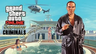 GTA Online: Executives and Other Criminals - Watch the Trailer