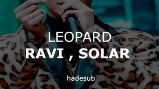 leopard ; ravi , solar (sub español)