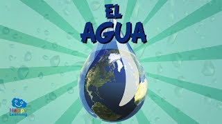 El Agua. Cuidemos Nuestro Planeta | Videos Educativos Para Niños