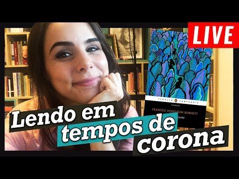 LEITURA COLETIVA - DISCUSSÃO O JARDIM SECRETO