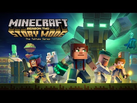 MINECRAFT Story Mode Episode 1: Hero in Residence (SEASON 2) | All Cutscenes Game Movie