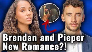 New Bachelor Couple? Brendan Morais and Pieper James Spotted In NY