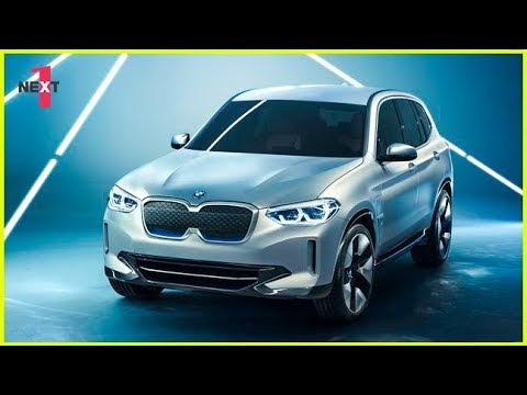 New BMW IX3 (2019) Full Electric SUV
