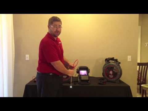 Product Overview - SeeSnake nanoReel Video Inspection System