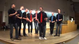 Sweet Annie / Natural Disaster (Zac Brown Band) - A Capella Cover - Spring Concert