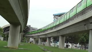 [ExteriorAdvertisement]SMRT C151 023/024 Departing & Passing By Expo