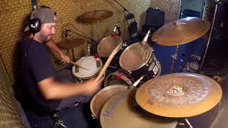 88 fingers louie Tomorrow Starts Today (drumcover)