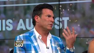 Celebrity Wedding Planner David Tutera & Real Housewife Taylor Armstrong Talk Fabulous Celebrations!