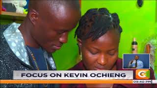 Your Story: Focus on Kevin Ochieng #SundayLive