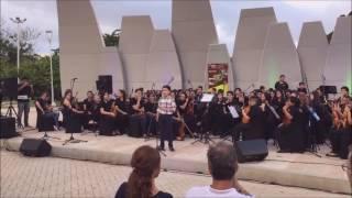 JORGE ENRIQUE NASRA MOLINA - PERFIDIA-Andrea Bocelli
