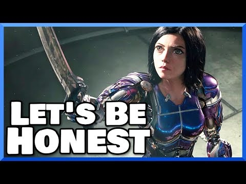 Let's Be Honest About Alita: Battle Angel (NO SPOILERS)