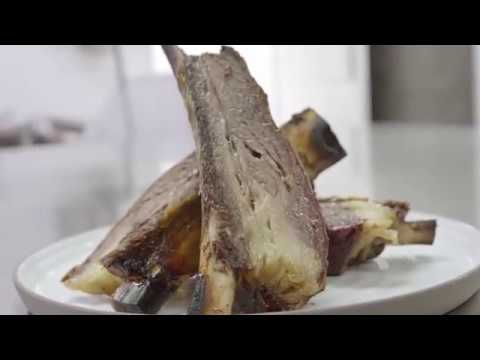 Check out our Texan themed 'Race Recipe' for the United States with Michael Caines!