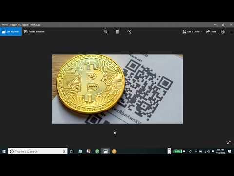 Reikalauti savo bitcoin