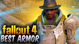Fallout 4 Best Armor - Ballistic Weave Best/Strongest Armor & Clothing Combo! (Fallout 4)