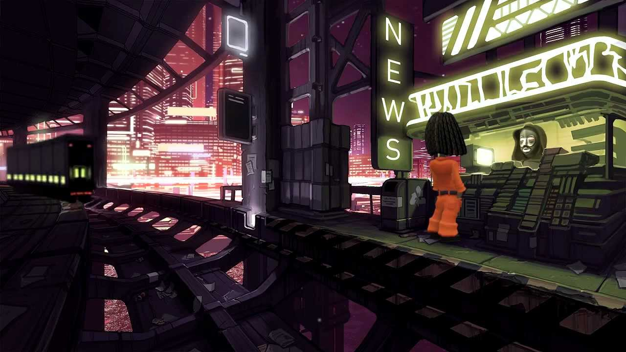 Journey Down To A New Adventure Game In March