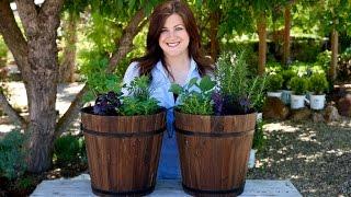 Planting Herbs // Garden Answer