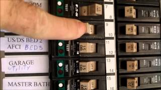 Arc-Fault Circuit Interrupter by Your Fort Worth Inspector | 817-797-2461