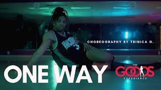 """6lack  """"One Way"""" Choreography By Trinica Goods"""