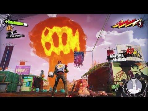 Sunset Overdrive Xbox One kaina ir informacija | Kompiuteriniai žaidimai | pigu.lt