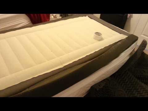 Sagging Twin Sleep Number Beds 10 Years Old