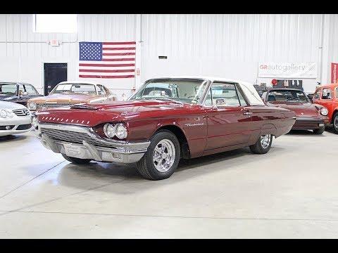 Video of '64 Thunderbird - Q6DE