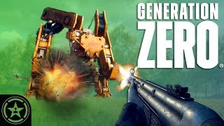 WHY ARE YOU LEAKING? - Generation Zero   Let's Play