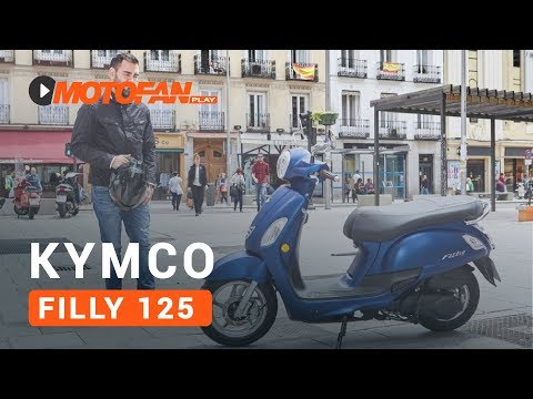 Vídeos de la Kymco Filly 125