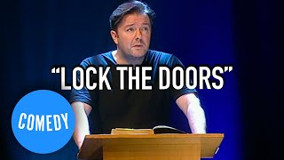 Ricky Gervais Reads The Bible | Universal Comedy