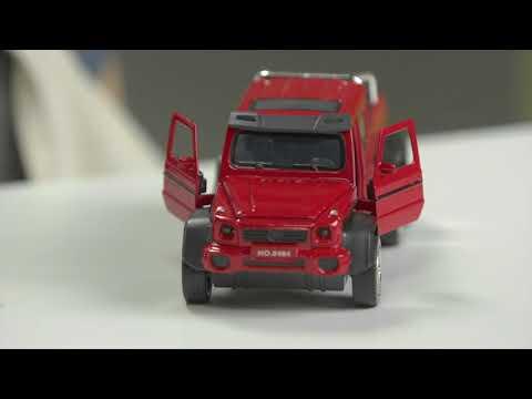 Мод. Маш. 1:32 Hummer/Mercedes G55 FY8484RC