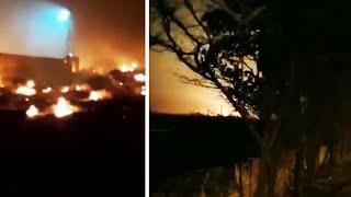 video: Iran under pressure to explain Tehran plane crash after 176 killed in Ukrainian jet disaster