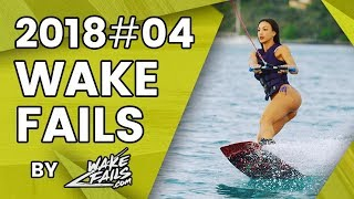 Best Wakeboard Fails Of April 2018 By Wakefails.com