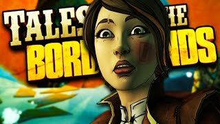 GORTYS REVEALED | Tales From The Borderlands - Episode 3 - Catch A Ride!