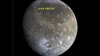 Must See! ~ Alien Cities On Jupiter's Moon, Ganymede ~2016